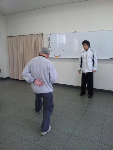 第7回太極拳教室