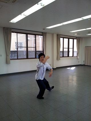 第13回太極拳教室