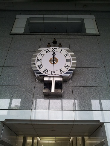 時計(変化前)